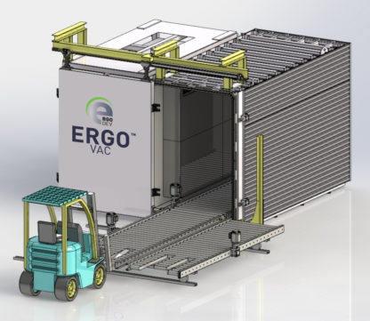 Machine standard ERGOvac™