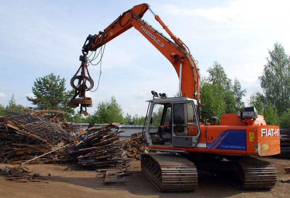 Matériel de chantier proposé par l'entreprise Tractorhin